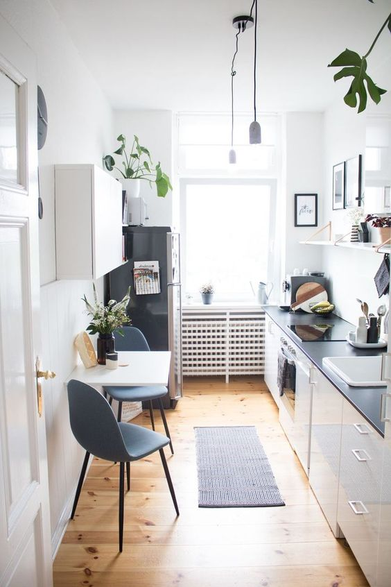 Apartment Kitchen Ideas 8