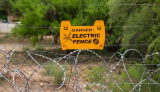 How to install an electric fence correctly